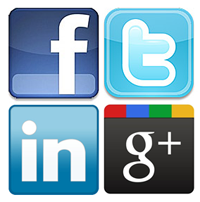 Facebook Twitter LinkedIn Google+