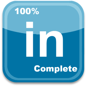100% complete profile linkedin coach linkedin training