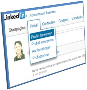 LinkedIn Profiel Petra Fisher Bewerken